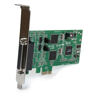 Startech PEX4S232485 4 Port PCIe x1 retail