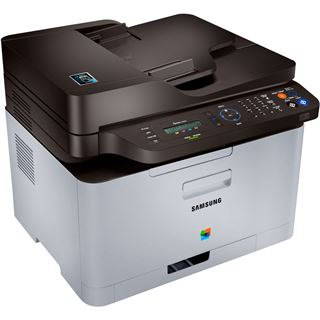 Samsung Xpress C460FW Farblaser Drucken/Scannen/Kopieren/Faxen