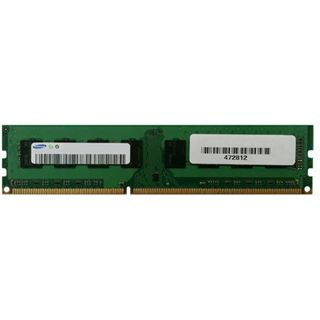 4GB Samsung M378B5173QH0-CK0 DDR3-1600 DIMM CL11 Single