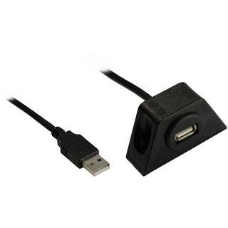 0.60m Good Connections USB2.0 Verlängerungskabel Montierbar USB