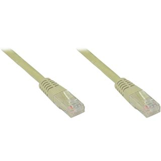 (€3,90*/1m) 1.00m Good Connections Cat. 6 Patchkabel U/UTP RJ45