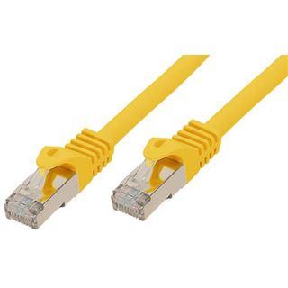 (€19,60*/1m) 0.25m Good Connections Cat. 7 Rohkabel Patchkabel