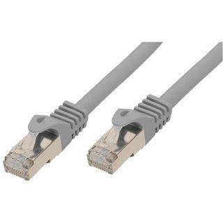 (€0,86*/1m) 15.00m Good Connections Cat. 7 Rohkabel Patchkabel