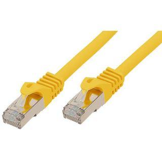 (€0,66*/1m) 30.00m Good Connections Cat. 7 Rohkabel Patchkabel
