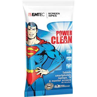 EMTEC Superman Display Reinigungstuch 50 Stück (ECCLWIPESCR)