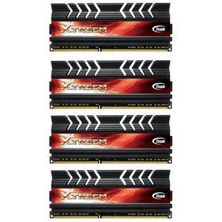 16GB TeamGroup Xtreem DDR3-2400 DIMM CL10 Quad Kit
