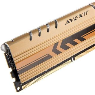 8GB Avexir Core Series gold DDR3-2133 DIMM CL9 Dual Kit