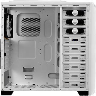 AeroCool VS-92 White Edition mit Sichtfenster Midi Tower ohne