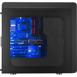 BitFenix Ronin mit Sichtfenster Midi Tower ohne Netzteil schwarz