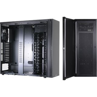 Lian Li PC-A76WX mit Sichtfenster Big Tower ohne Netzteil schwarz
