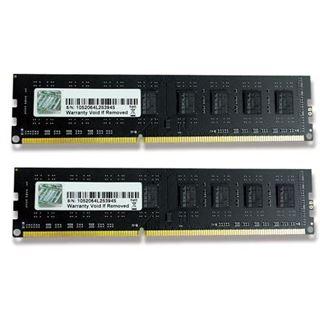 8GB G.Skill Value DDR3-1600 DIMM CL11 Dual Kit