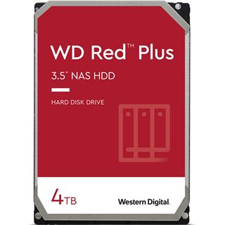 "4000GB WD Red Plus WD40EFRX 64MB 3.5"" (8.9cm) SATA 6Gb/"