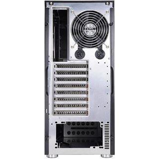 Lian Li PC-10NB Midi Tower ohne Netzteil schwarz