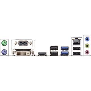ASRock H81M-HDS Intel H81 So.1150 Dual Channel DDR3 mATX Retail