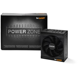 1000 Watt be quiet! Power Zone CM Modular 80+ Bronze