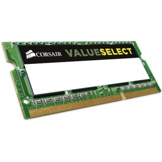 4GB Corsair ValueSelect DDR3L-1600 SO-DIMM CL11 Single