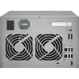 QNAP Turbo Station TS-670 ohne Festplatten