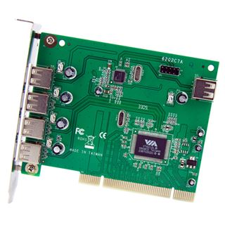 Startech PCIUSB7 7 Port PCI retail