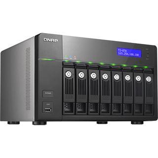 QNAP Turbo Station TS-870 ohne Festplatten