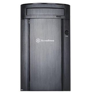 Silverstone Sugo SG04B-F Midi Tower ohne Netzteil schwarz