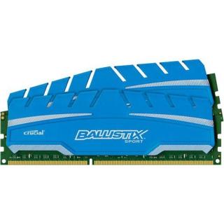 8GB Crucial Ballistix Sport XT DDR3-1866 DIMM CL10 Dual Kit