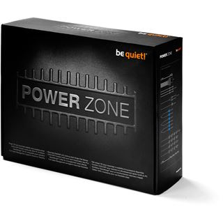 650 Watt be quiet! Power Zone CM Modular 80+ Bronze