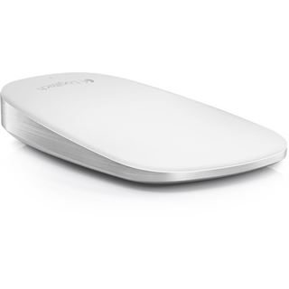 Logitech Ultrathin Touch Mouse T631 for Mac USB weiß/silber