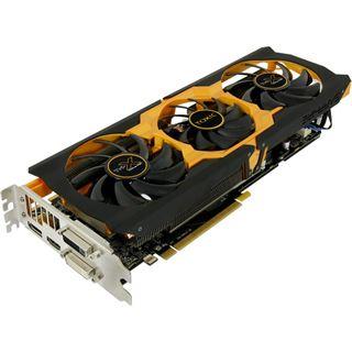 2GB Sapphire Radeon R9 270X Toxic Aktiv PCIe 3.0 x16 (Full Retail)
