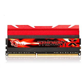 32GB G.Skill TridentX DDR3-2666 DIMM CL11 Quad Kit