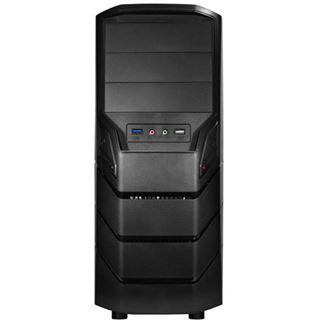Raidmax Stingray Midi Tower ohne Netzteil schwarz
