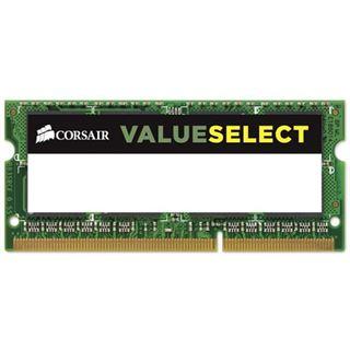 4GB Corsair ValueSelect DDR3L-1333 SO-DIMM CL9 Single