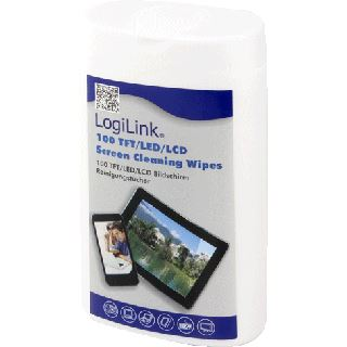 Logilink TFT, LCD und Plasma Reinigungstücher , LogiLink [RP0010]