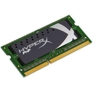 4GB Kingston HyperX Plug n Play DDR3-1600 SO-DIMM CL9 Single