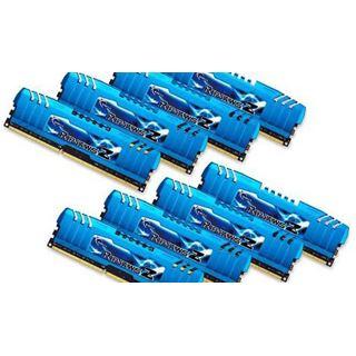 64GB G.Skill RipJawsZ DDR3-2400 DIMM CL11 Octa Kit