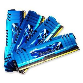 16GB G.Skill RipJawsZ DDR3-2133 DIMM CL10 Quad Kit