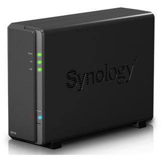 Synology DiskStation DS114 ohne Festplatten