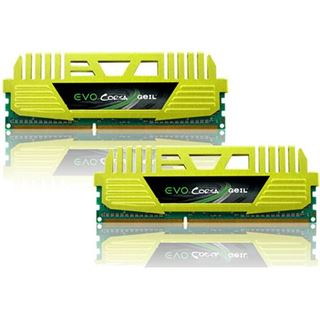 8GB GeIL EVO Corsa DDR3-2400 DIMM CL11 Dual Kit
