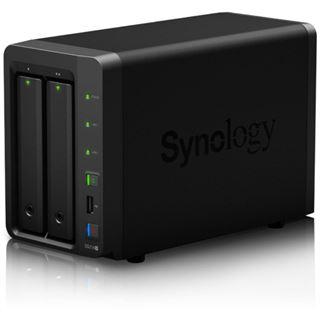 Synology DiskStation DS214+ ohne Festplatten