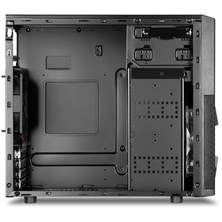 Sharkoon MA-W1000 USB 3.0 mit Sichtfenster Mini Tower ohne Netzteil