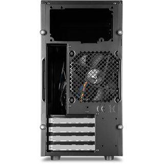Sharkoon MA-I1000 USB 3.0 Mini Tower ohne Netzteil schwarz