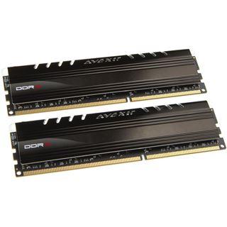 8GB Avexir Core Series blaue LED DDR3-2133 DIMM CL11 Dual Kit