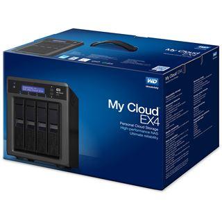 WD My Cloud EX4 ohne Festplatten