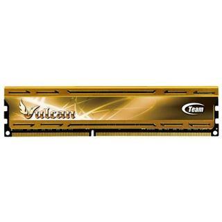 4GB TeamGroup Vulcan Series Gold bulk DDR3-1600 DIMM CL9 Single