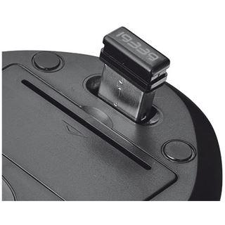 Trust GXT 120 USB schwarz/rot (kabellos)