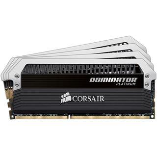16GB Corsair Dominator Platinum Series DDR3-2666 DIMM CL12 Quad Kit