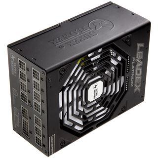 1200 Watt Super Flower Leadex schwarz Modular 80+ Platinum