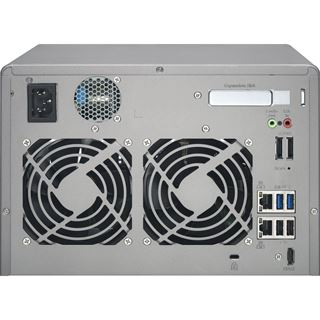 QNAP Turbo Station TS-670 Pro ohne Festplatten