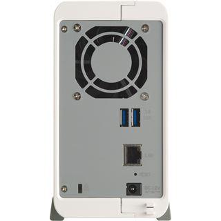 QNAP Turbo Station TS-212-E ohne Festplatten