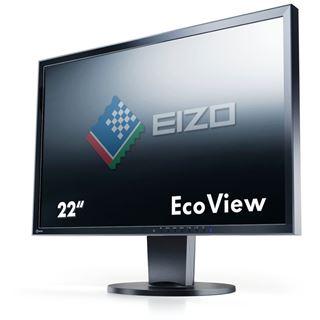 "22"" (55,88cm) Eizo FlexScan EV2216WFS3-BK schwarz 1680x1050 VGA"