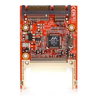 Startech Adapter für SATA auf Compact Flash (SAT2CF)